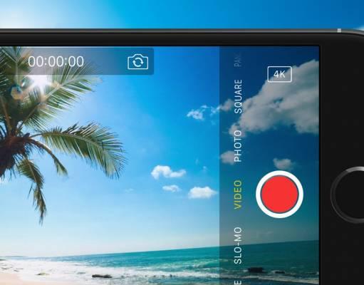 video iphone ecran blocat