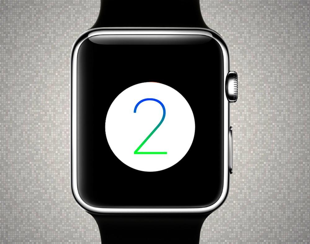 watchOS 2 beta