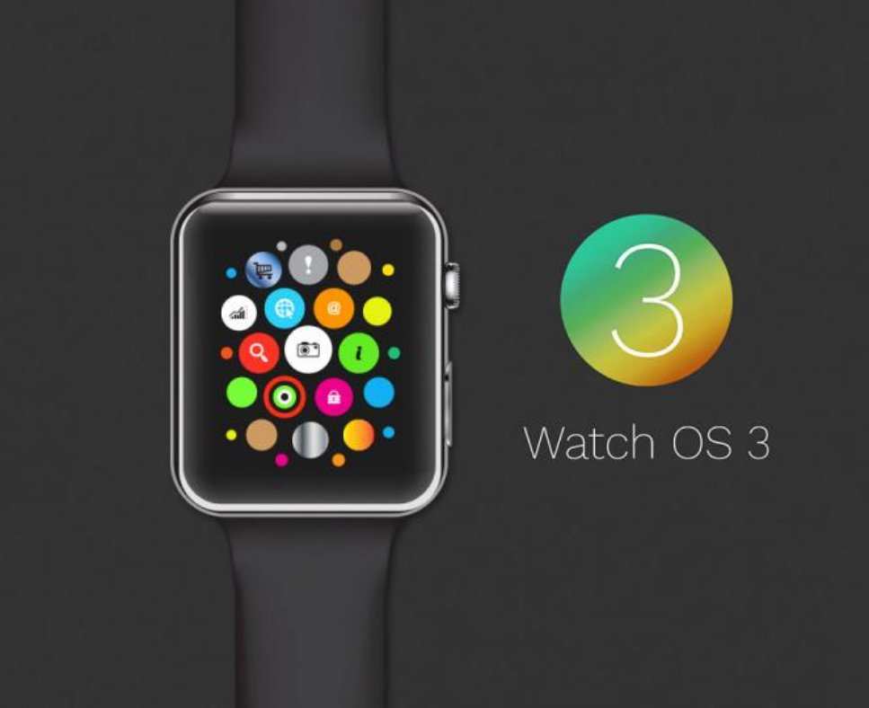 watchOS 3 aplicatii rapide