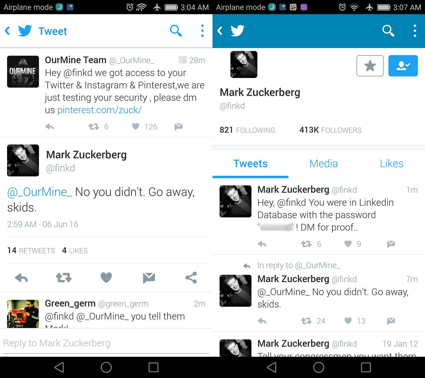 zuckerberg hack