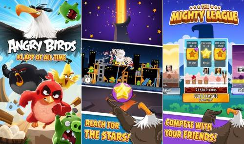 Angry Birds gratuit