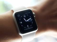Apple Watch 2 ecran