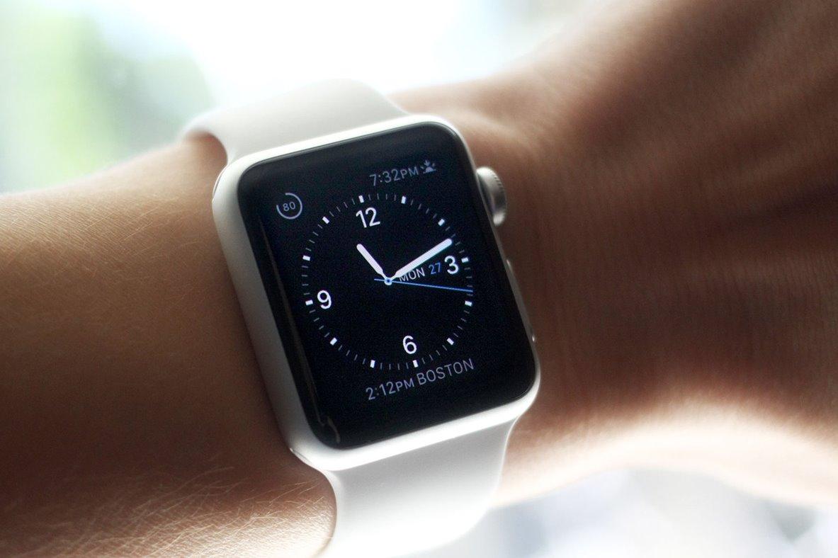 Apple Watch 2 ecran
