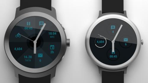Google Nexus smartwatch 1