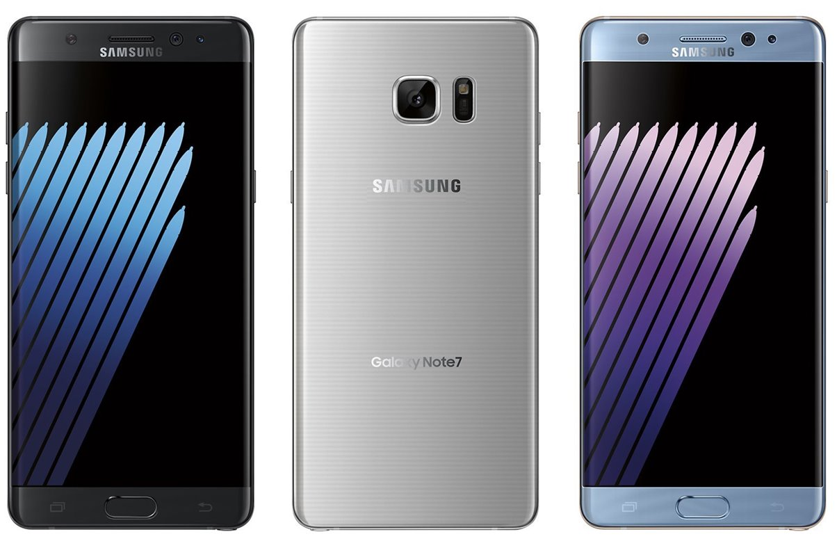Samsung Galaxy Note 7 benchmark