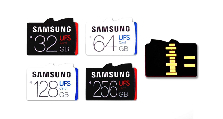 Samsung UFS microSD