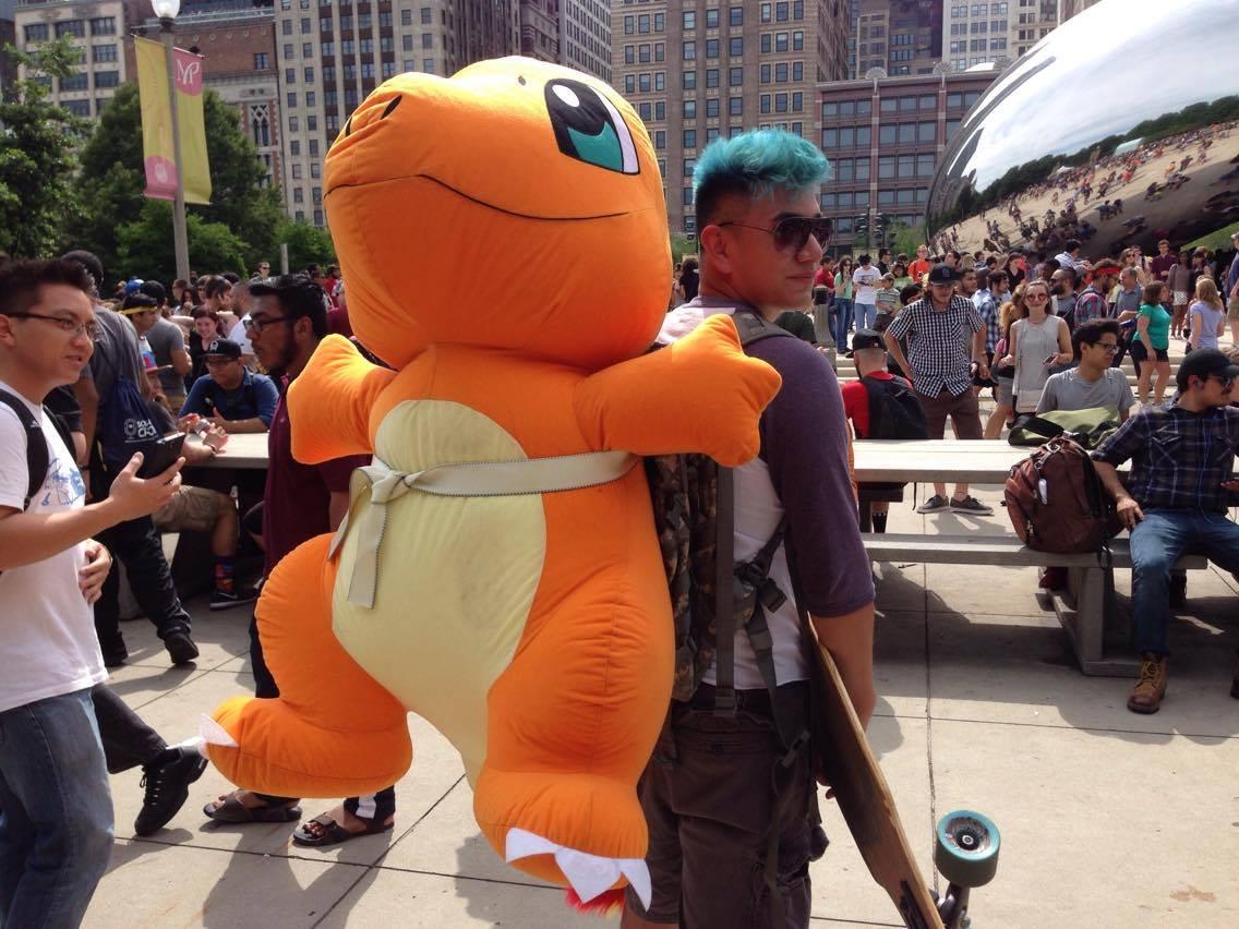 adunare Pokemon GO SUA 1