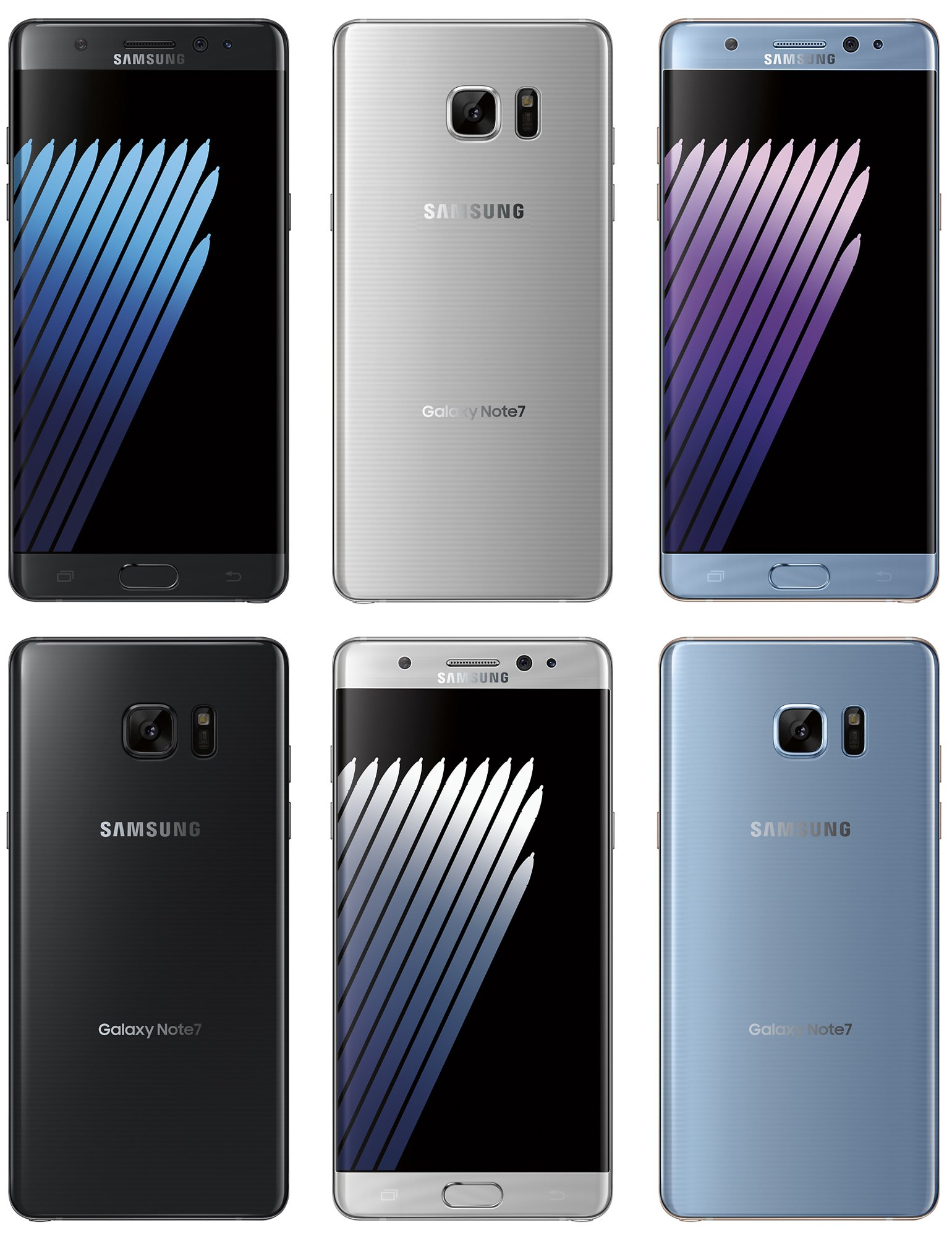 arata Samsung Galaxy Note 7