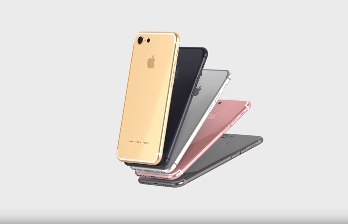 dovada iphone 7 lansat