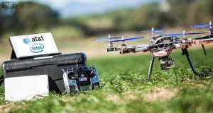 drona retea 4g