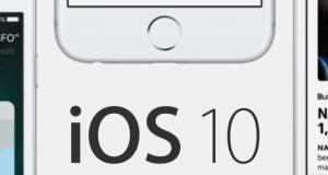iOS 10 securitate notificari