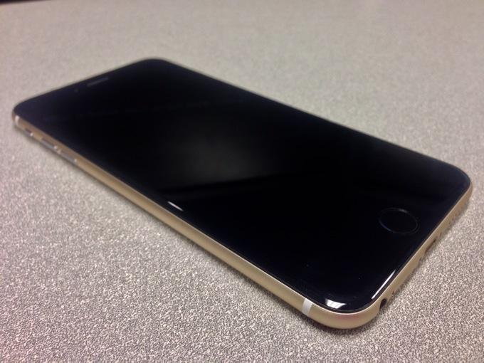 iPhone 6 negru auriu 1