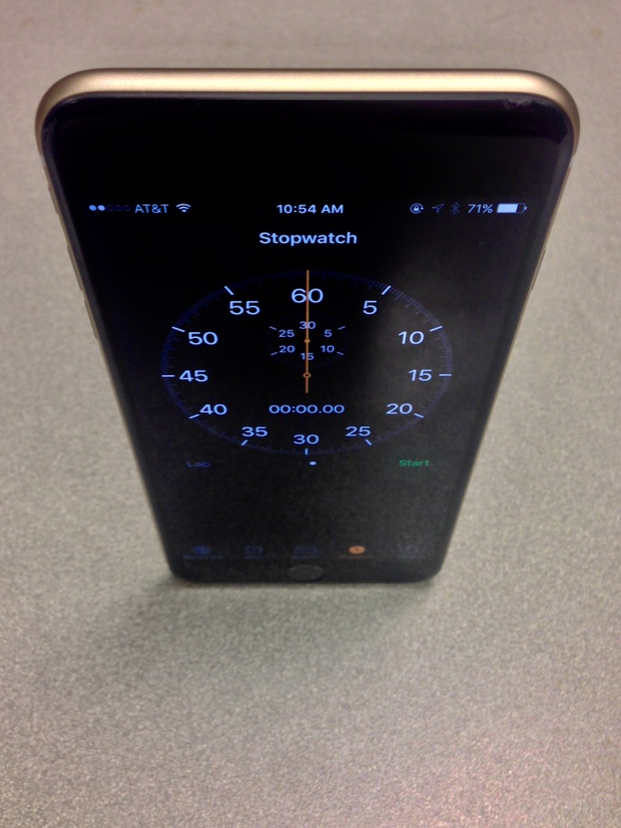 iPhone 6 negru auriu