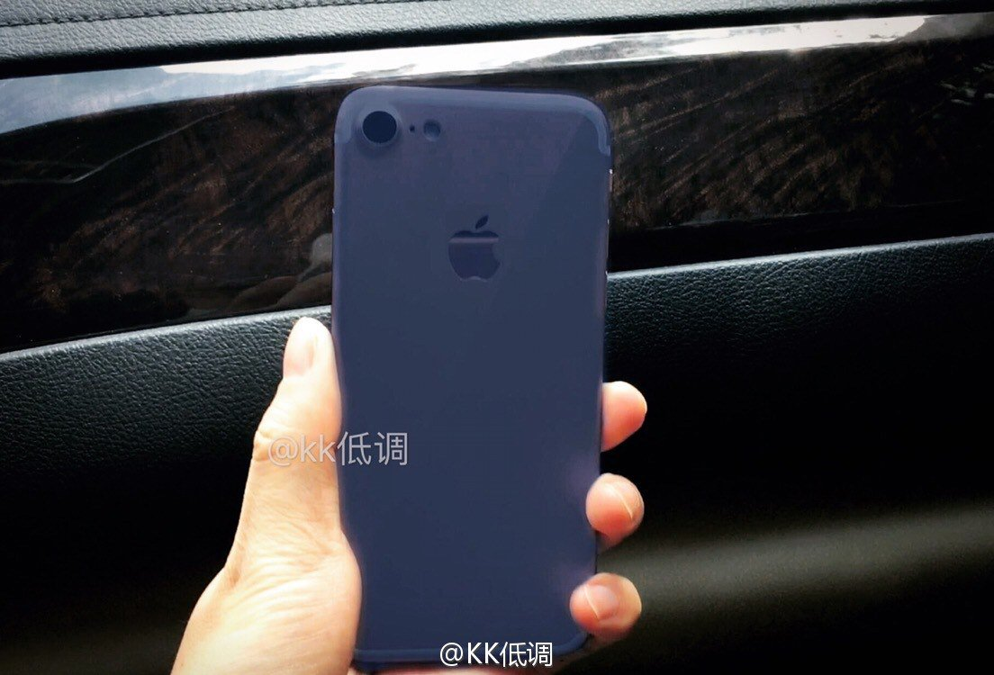 iphone 7 albastru china