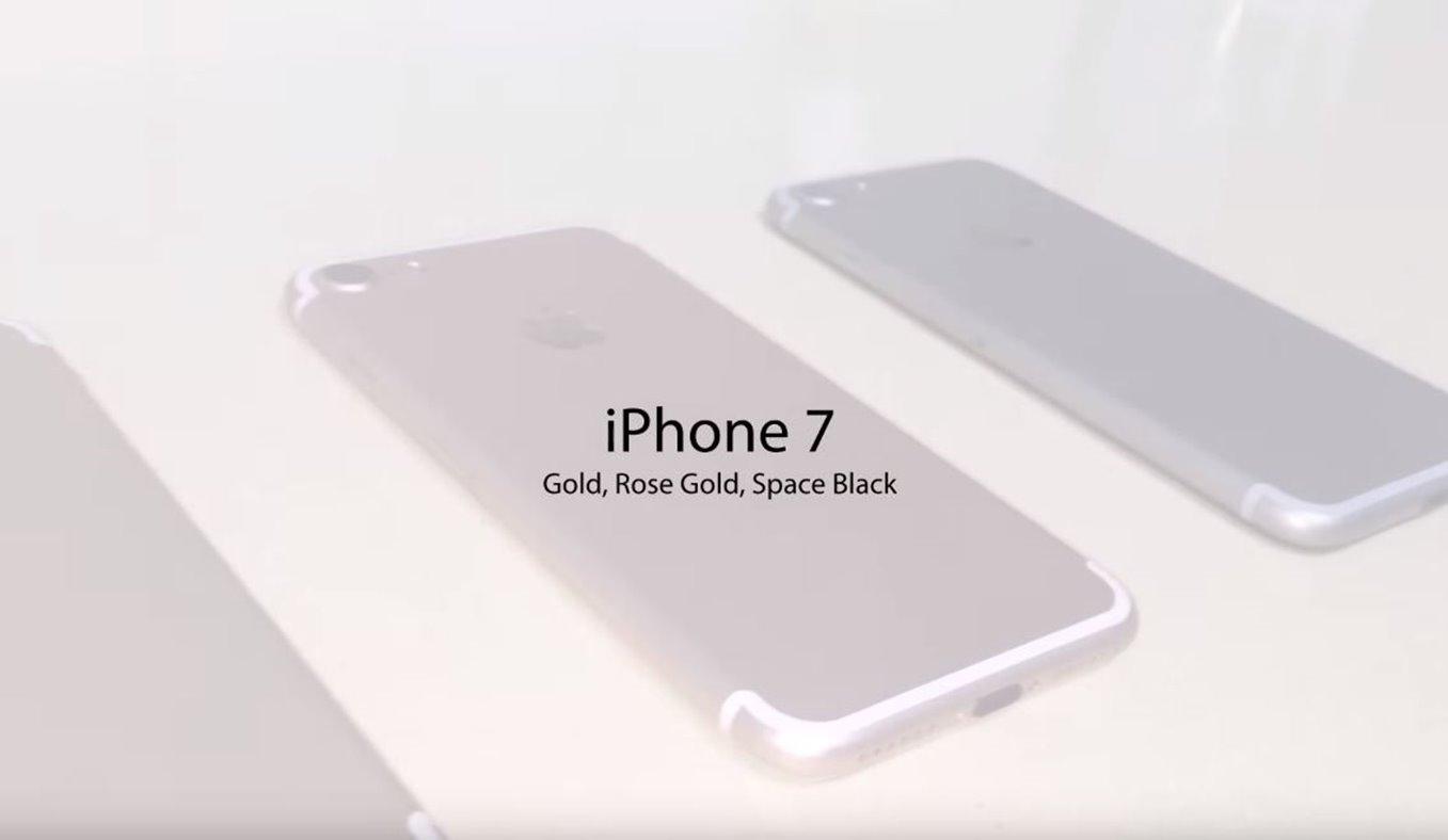iphone 7 roz auriu negru