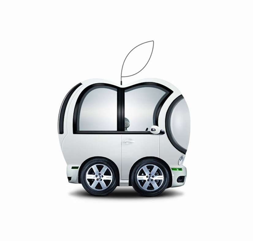 masina apple ghidaj autonom
