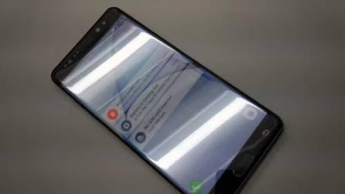 prototip Samsung Galaxy Note 7