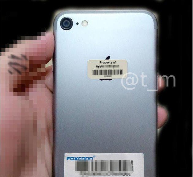 prototip iPhone 7 imagine