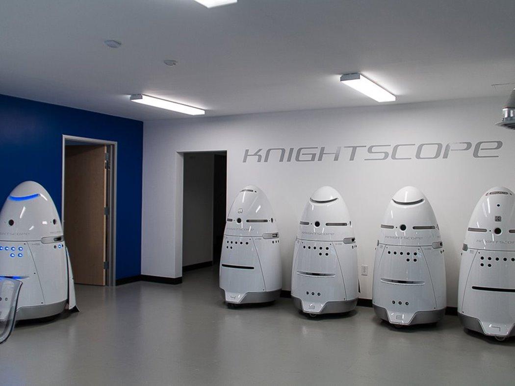 robot k5 politie
