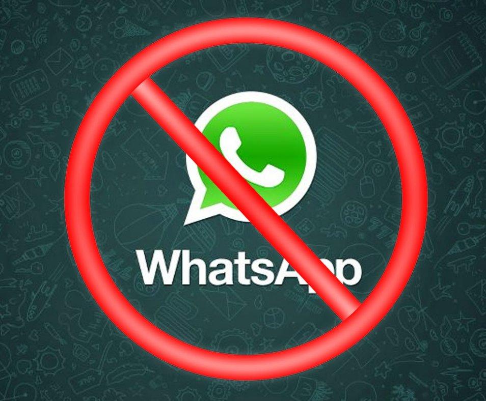whatsapp blocat
