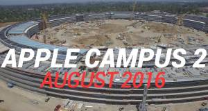 Apple Campus 2 august 2016