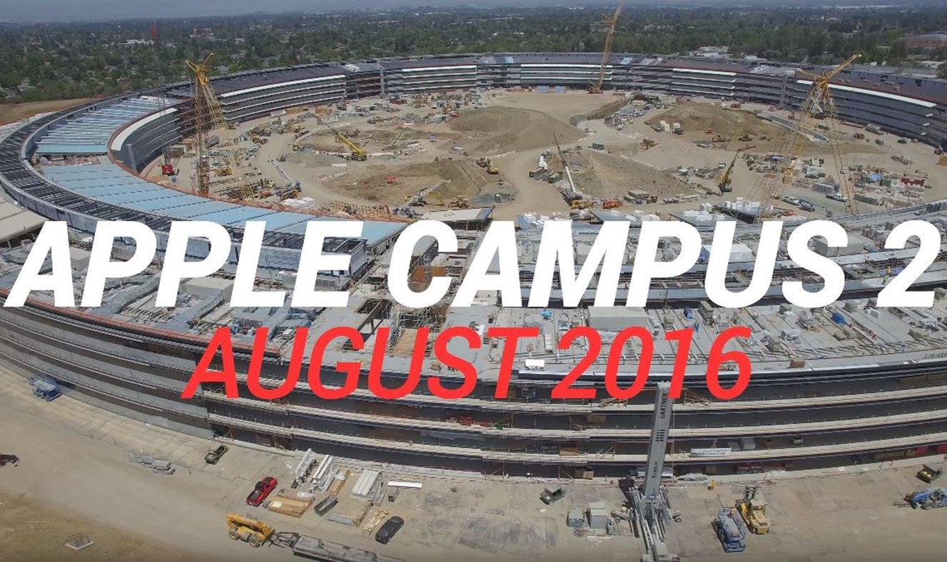 Apple Campus 2 august 2016