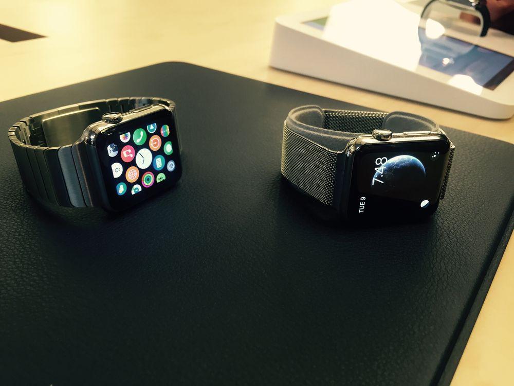 Apple Watch 2 vine cu un gps dar fara conexiune de internet
