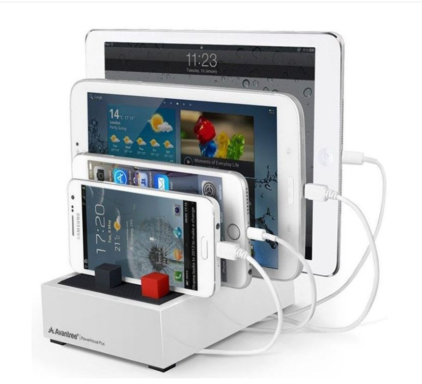 Avantree Powerhouse Plus statie incarcare iphone ipad