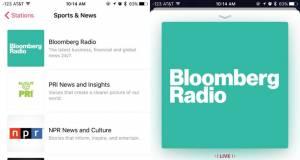 Bloomberg Radio Apple Music
