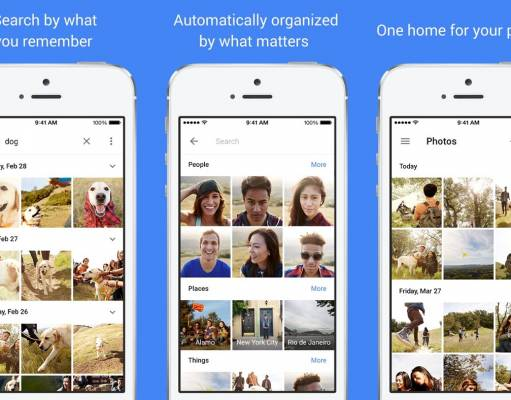 Google Photos 3D Touch