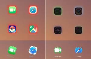 Iconizer modificare iconite