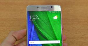 Samsung Galaxy Note 7 rapid android
