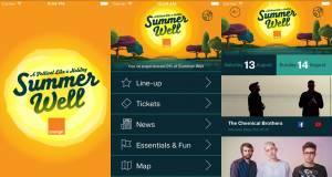 Summer Well Festival program aplicatie