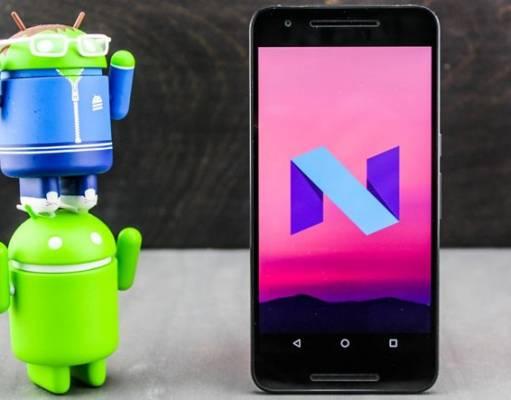 android 7a fost lansat