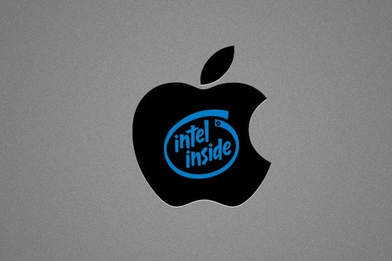 apple intel iphone