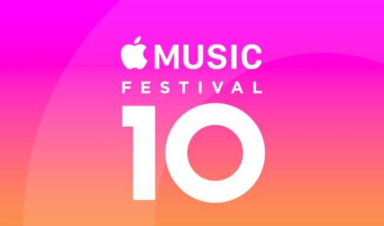 artisti apple music festival 2016