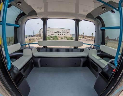 autobuzul printat 3D Olli2