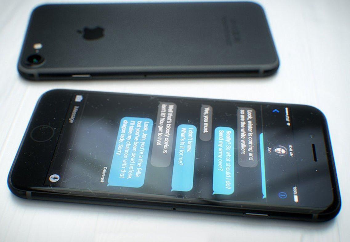 buton mute iPhone 7 negu spatial 1