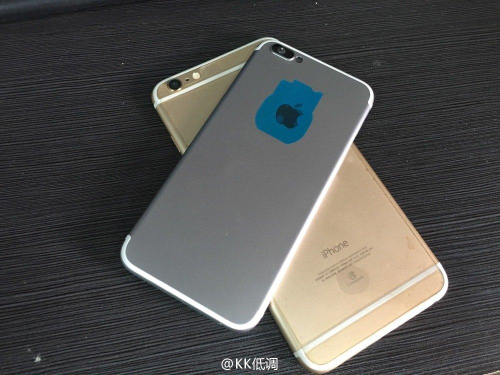 carcasa modificare iphone 7