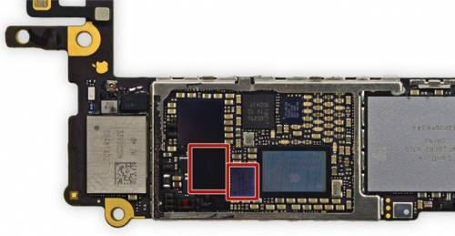 touch ic problema ecran iphone 6