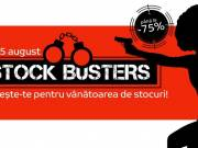 emag stock busters august reduceri
