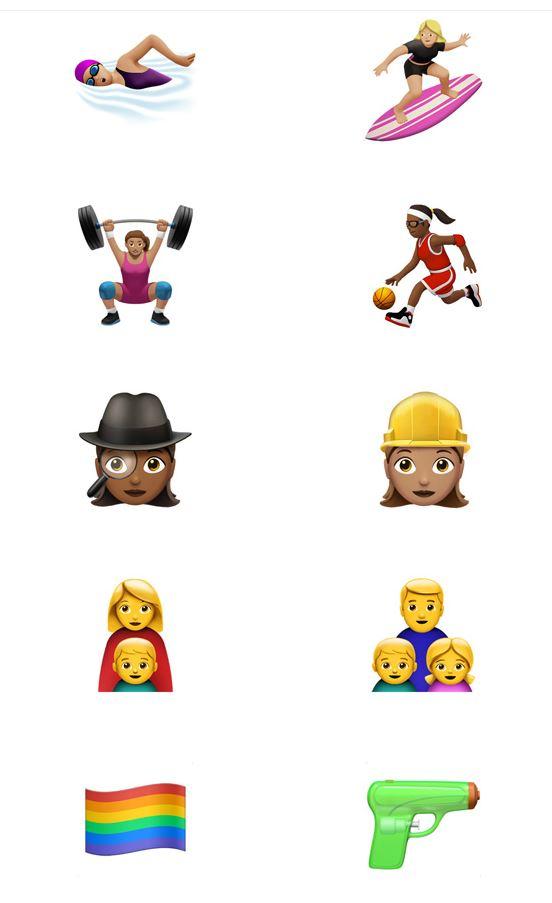 emoji ios 10