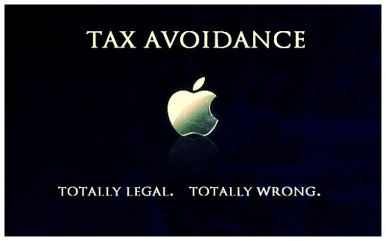 evaziune fiscala apple explicata