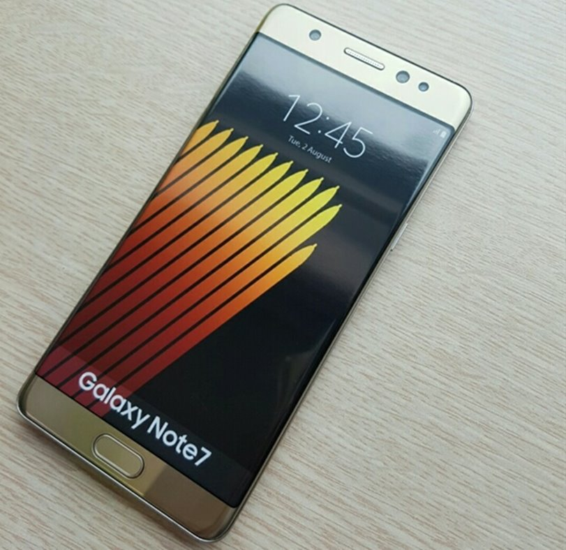 imagine Samsung Galaxy Note7