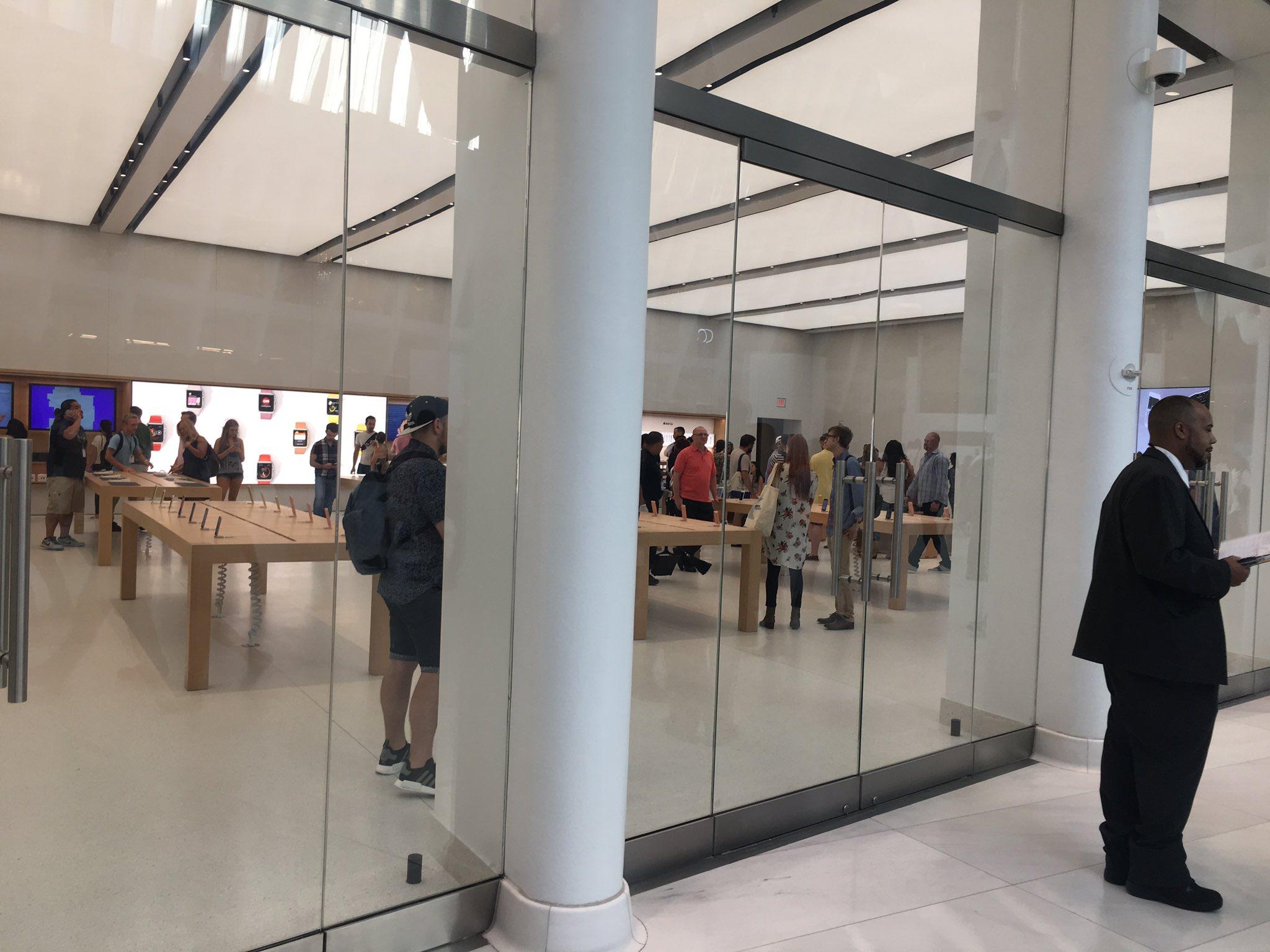 imagini apple store world trade center 2