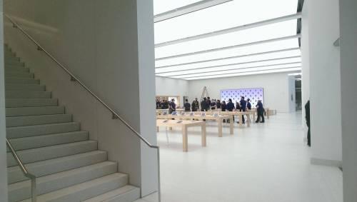 imagini apple store world trade center 4