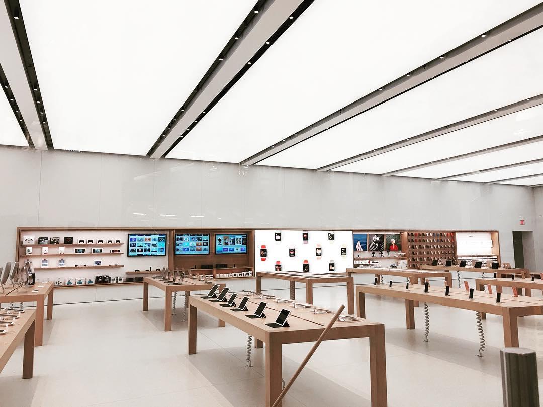 imagini apple store world trade center 5