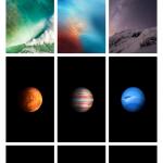 ios 10 beta 4 wallpaper