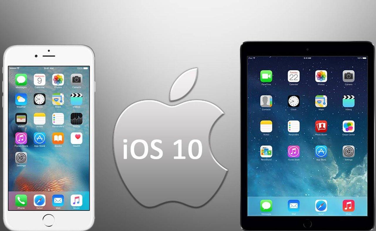 ios 10 beta 7 performante