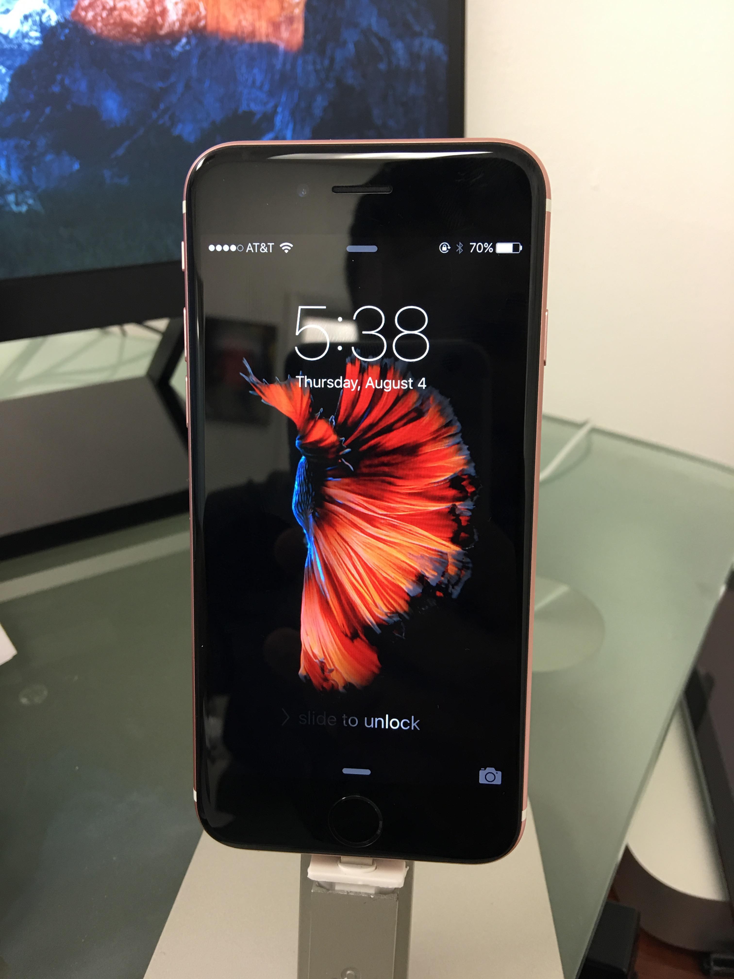 iphone 6s negru roz 1